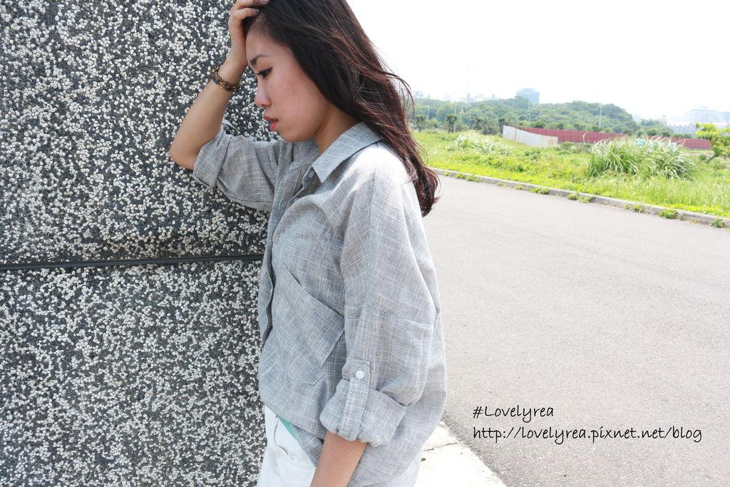 織紋襯衫 (15)