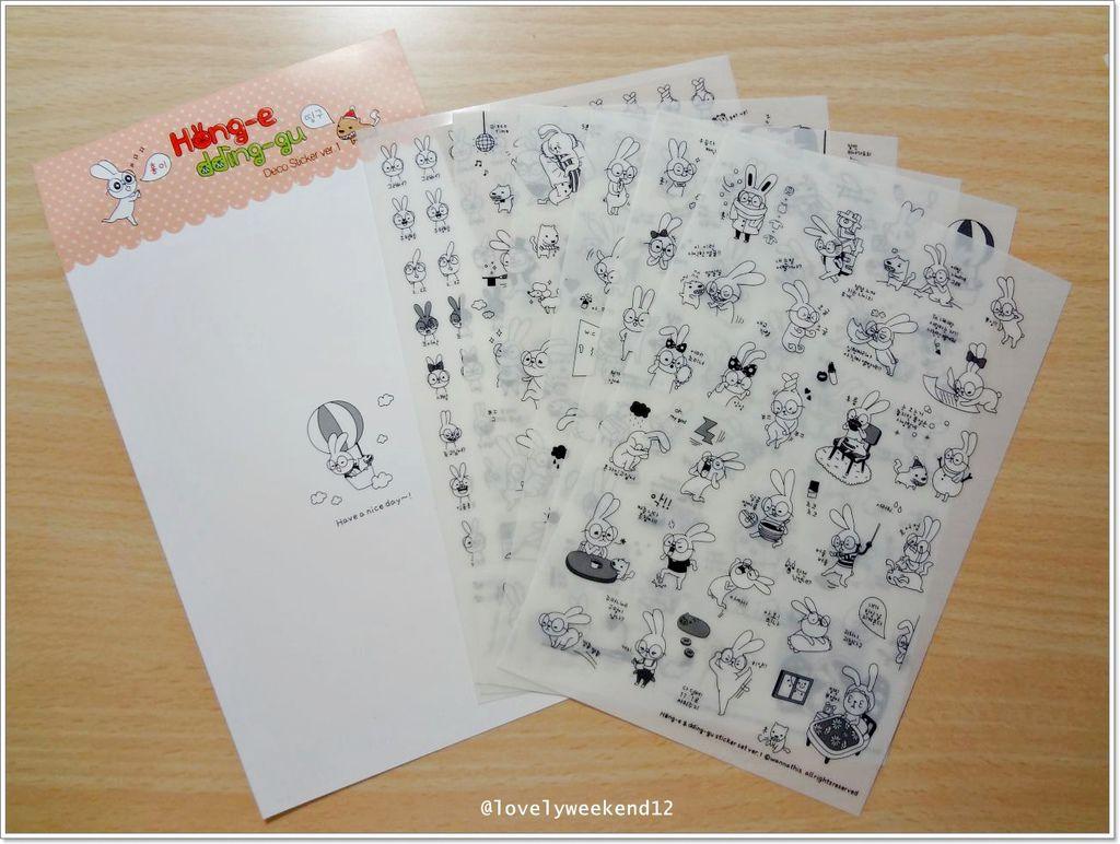 韓國貼紙-wannathis-11