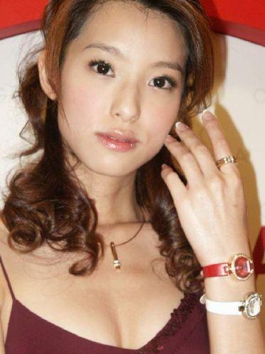 20051130歐米茄女仕鑽錶記者會_2