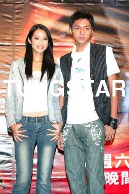 20040729華視偶像劇「戰神」亞洲區媒體首映會_2