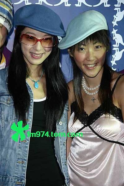 20041110擔任Kangol嘉賓_4