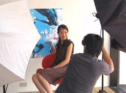 2005日「台流Star」主編菊地武司專訪賴雅妍