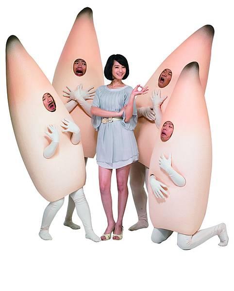 2008聖克萊爾粉刺面膜廣告