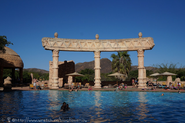 旅遊新地圖。South Africa。 Day7-3 太陽城【Palace Hotel】→Calabash西式自助餐→象牙塔觀景
