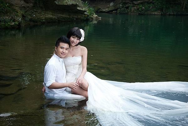 超可愛的短裙白紗 我很愛這件
