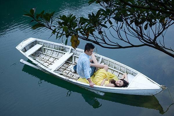 這船無敵難躺