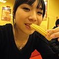這是台灣沒有的 甜甜圈吉拿棒