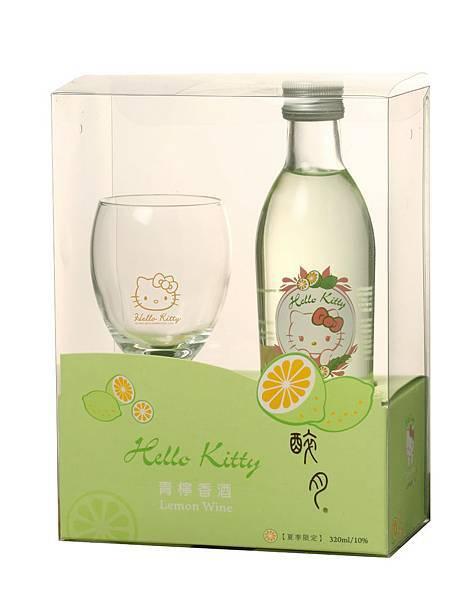 KITTY_青檸香酒