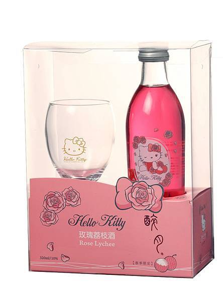 KITTY_玫瑰荔枝