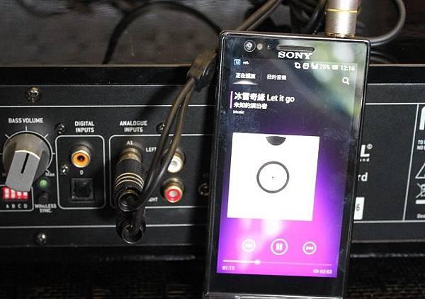 3.5mm接手機轉rca放音中.JPG