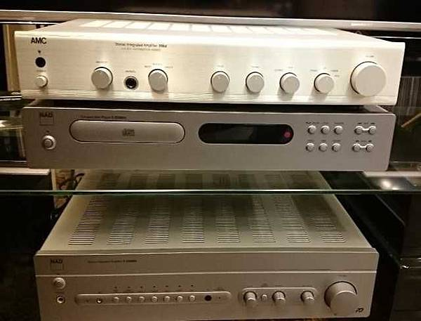 AMC 306D 綜擴 NAD CD C525BEE NAD AMP C325BEE
