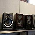 FOCAL 監聽系列 CMS 50   QUAD 9AS   GENELEC 8040A