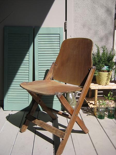 70年以上的古董椅
