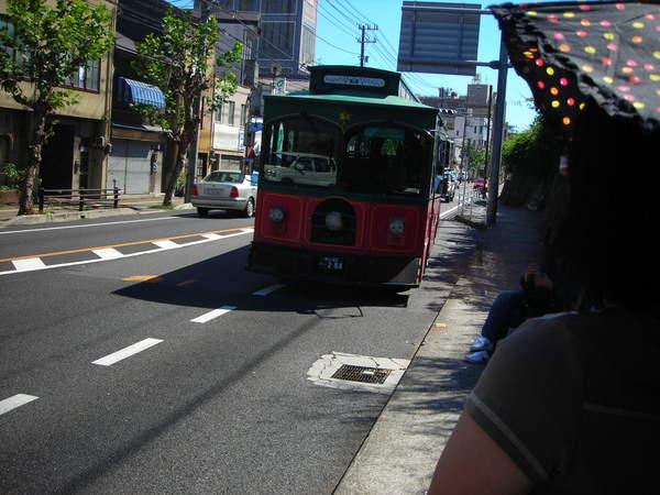 復古公車來囉:)