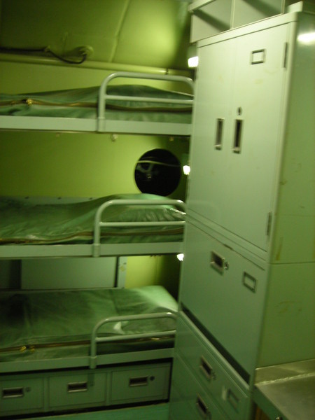 3層床...我覺得會很累