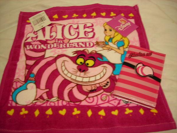 愛麗絲的貓-毛巾+schedule(2008)