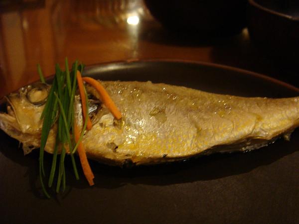 這條魚就十分的鮮嫩可口