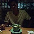桂花紅豆湯
