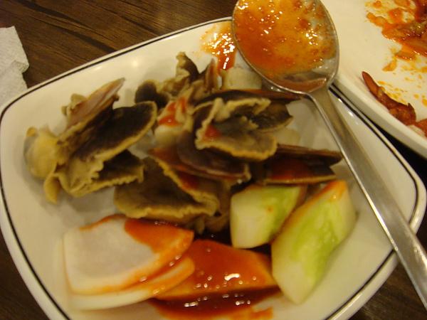 超級好吃的螺肉