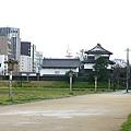 前往福岡城跡