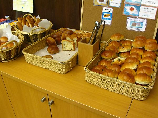 麵包很多種
