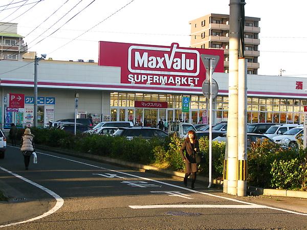 車站附近的超市