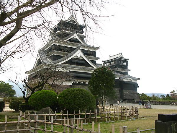 日本三大名城之一