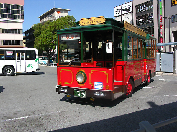 觀光巴士,和尾道一樣