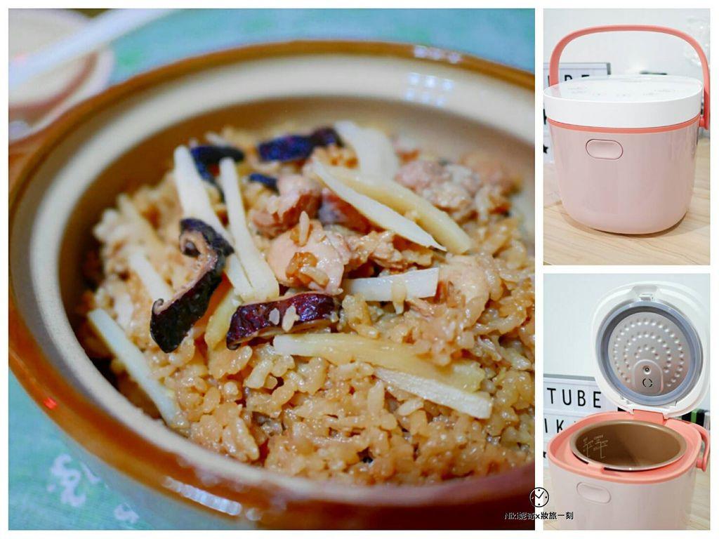 這電鍋外型太犯規!瑰蜜粉色飛利浦微電鍋(HD3070)激發少女們的料理魂,推薦小資女&小家庭煮食份量剛剛好