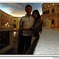 第二次到威尼斯人,感覺人潮少好多