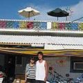 2004第一年的漁村阿嬤家-阿樂與丁丁