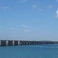 從合界看跨海大橋