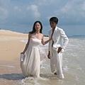 險礁婚紗系列(12)