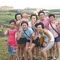 2004淡江女籃-在鯨魚洞蜂巢田