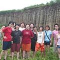 2004淡江女籃-地質之旅的完美句點