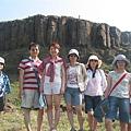 2005青灣柱狀玄武岩