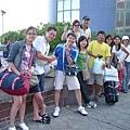 2005港務大樓送船前合照