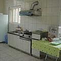 蒔裡沙灘之家自助式廚房