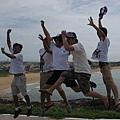 2007楊竣閔探訪碉堡