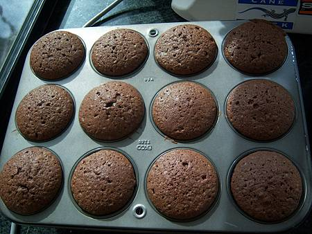 Nov092011 Chocolat Ganache Cupcake