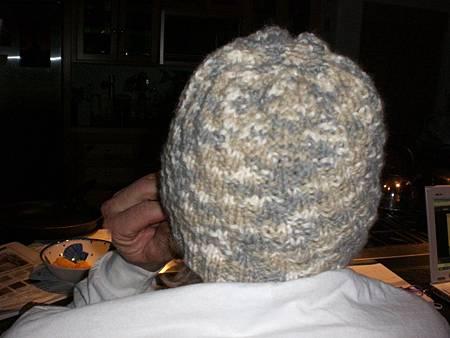 Nov302009 my first knitting hat
