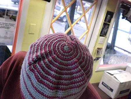 Jan202010 my second crochet hat