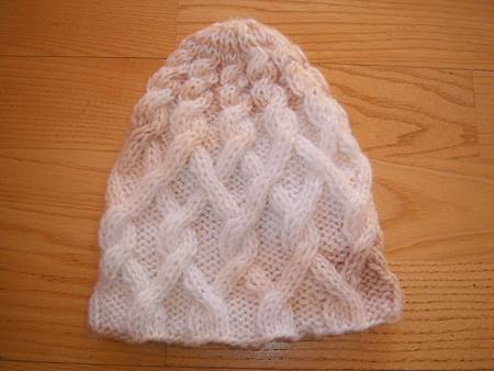 Dec042011 Twisted Lattice Cabled Hat_1