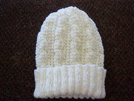 Dec262011 Herdwick Dell Hat - white