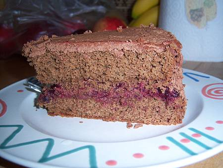 Sep152010 Mocha Sponge Cake