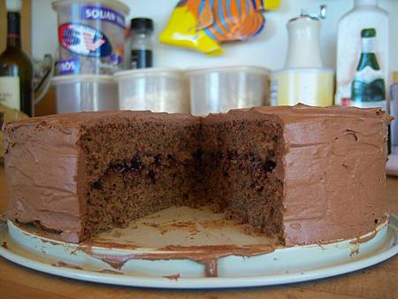 Oct102010 Mocha Sponge Cake