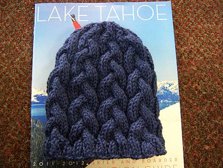 Jan082012 Braided Hat-country blue