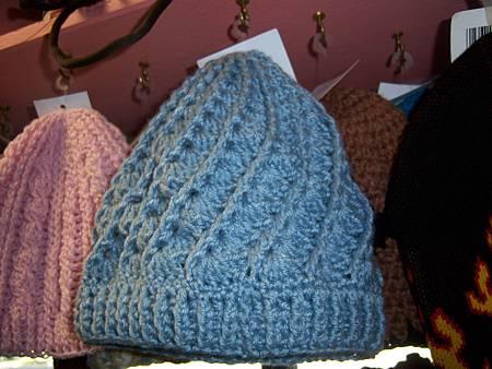 Apr042011 Divine Hat - blue