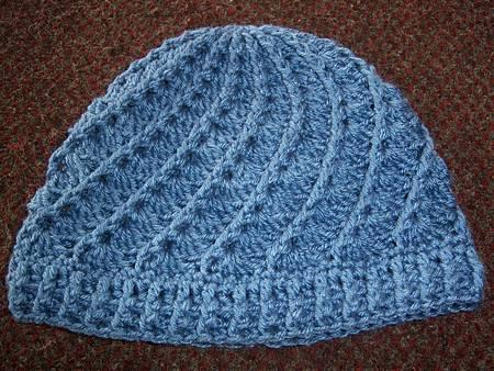 Apr072011 Divine Hat - blue