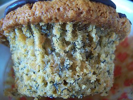 Jan182012 banana cupcake close-up
